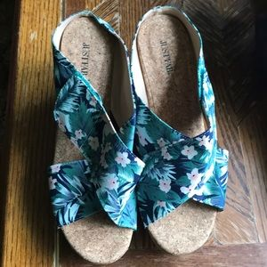 Women's size 11 wedges